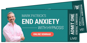 Online Seminar-End Anxiety With Hypnosis